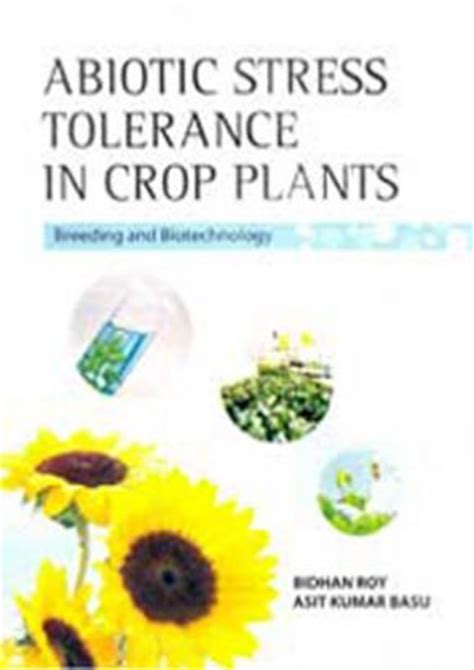 Thesis on abiotic stress in plants